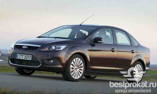 Ford Focus 2 A/Т