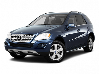 Аренда Mercedes ML350 A/T 4 WD в Москве