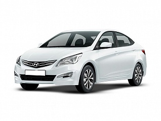 Прокат Hyundai Solaris sedan 1.4 A/T
